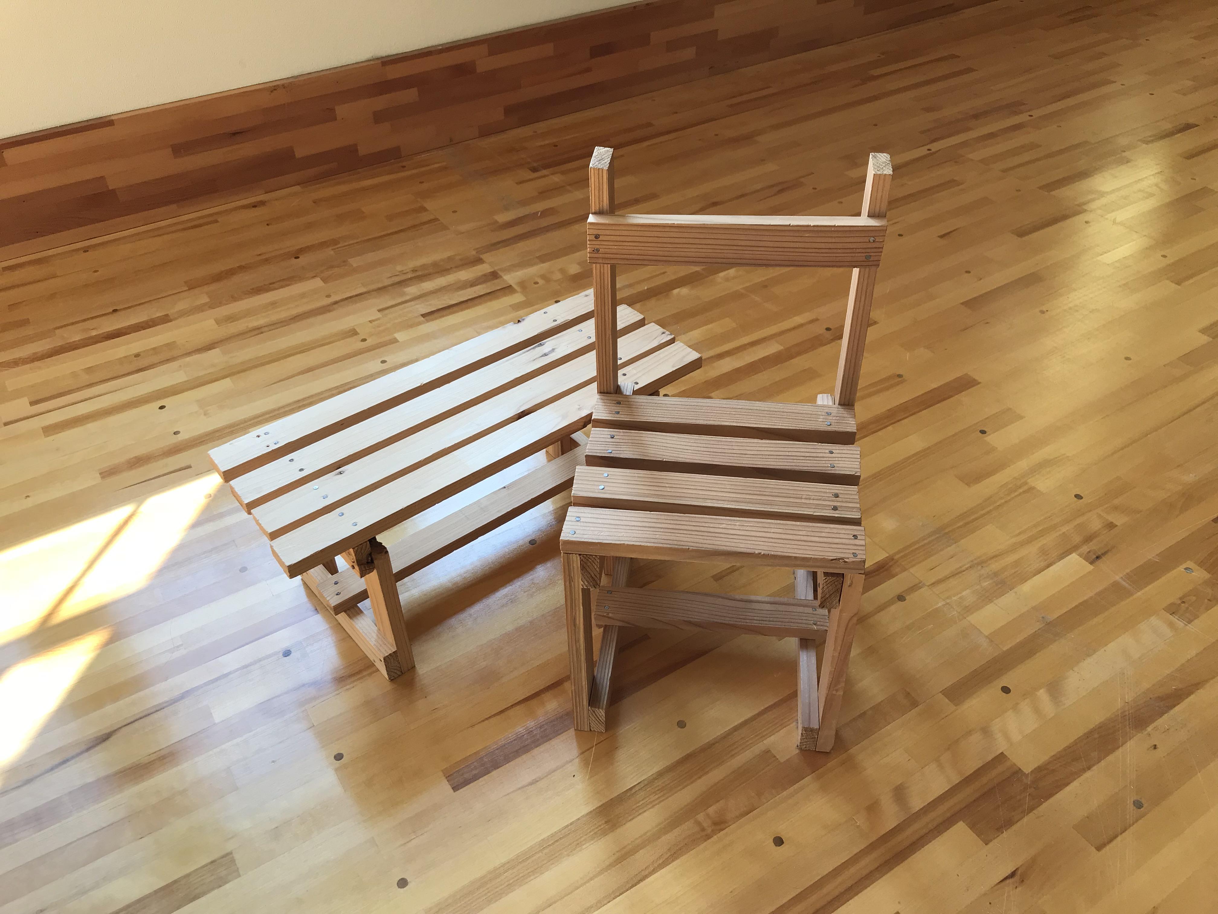 ⑬親子で楽しもう・夏休み子ども木工教室